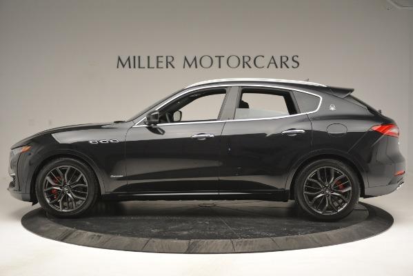New 2019 Maserati Levante Q4 GranLusso for sale Sold at Aston Martin of Greenwich in Greenwich CT 06830 4