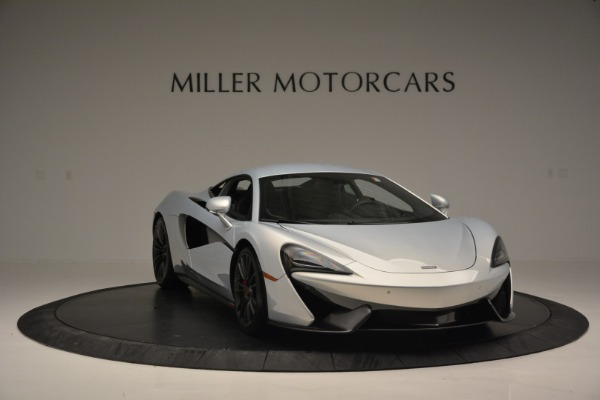 Used 2017 McLaren 570S for sale $159,900 at Aston Martin of Greenwich in Greenwich CT 06830 11