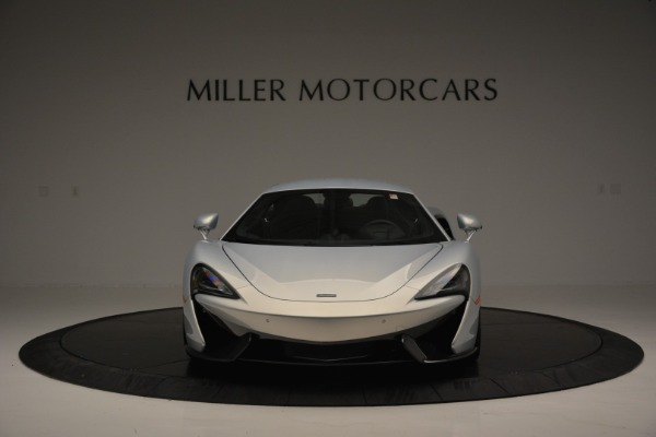 Used 2017 McLaren 570S for sale $159,900 at Aston Martin of Greenwich in Greenwich CT 06830 12