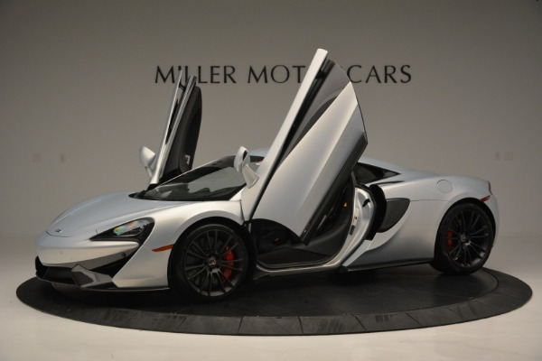 Used 2017 McLaren 570S for sale $159,900 at Aston Martin of Greenwich in Greenwich CT 06830 14