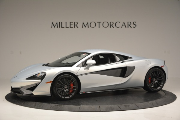 Used 2017 McLaren 570S for sale $159,900 at Aston Martin of Greenwich in Greenwich CT 06830 2
