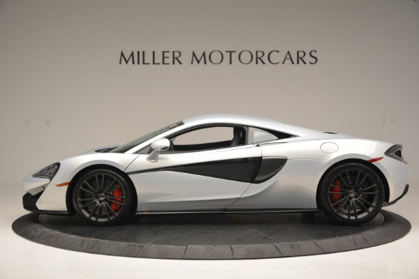 Used 2017 McLaren 570S for sale $159,900 at Aston Martin of Greenwich in Greenwich CT 06830 3