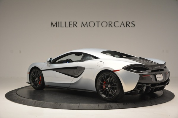 Used 2017 McLaren 570S for sale $159,900 at Aston Martin of Greenwich in Greenwich CT 06830 4