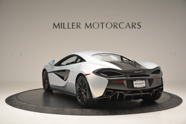 Used 2017 McLaren 570S for sale $159,900 at Aston Martin of Greenwich in Greenwich CT 06830 5