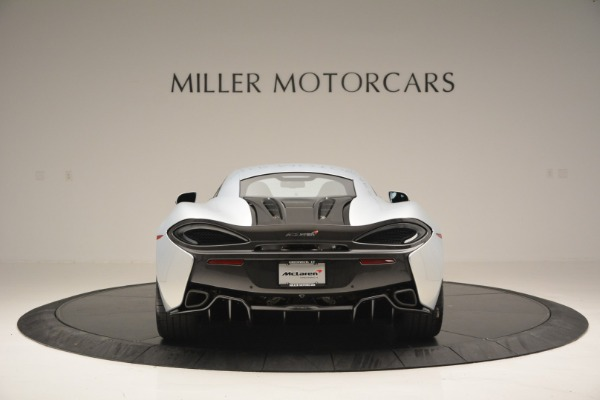 Used 2017 McLaren 570S for sale $159,900 at Aston Martin of Greenwich in Greenwich CT 06830 6