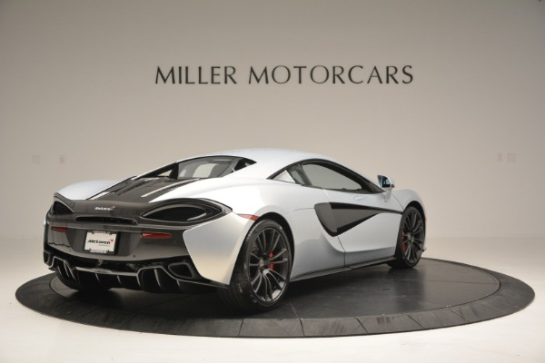 Used 2017 McLaren 570S for sale $159,900 at Aston Martin of Greenwich in Greenwich CT 06830 7