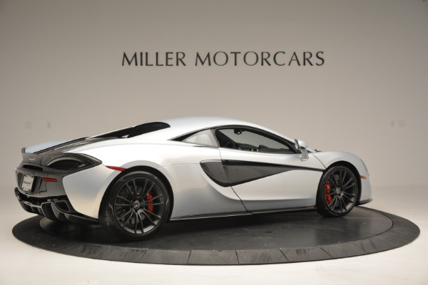 Used 2017 McLaren 570S for sale $159,900 at Aston Martin of Greenwich in Greenwich CT 06830 8