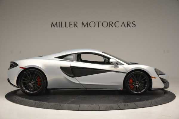 Used 2017 McLaren 570S for sale $159,900 at Aston Martin of Greenwich in Greenwich CT 06830 9