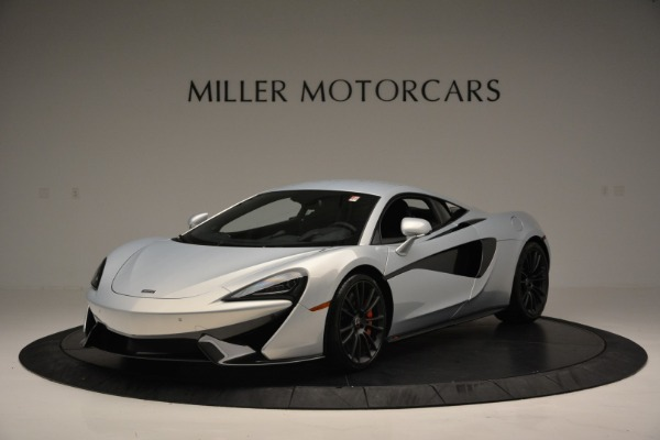 Used 2017 McLaren 570S Coupe for sale Sold at Aston Martin of Greenwich in Greenwich CT 06830 1