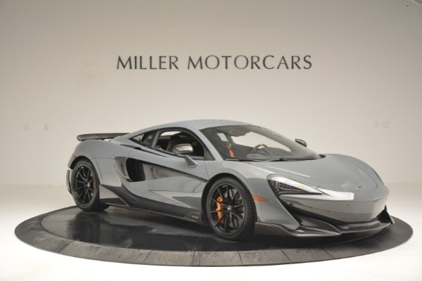 New 2019 McLaren 600LT Coupe for sale Sold at Aston Martin of Greenwich in Greenwich CT 06830 10