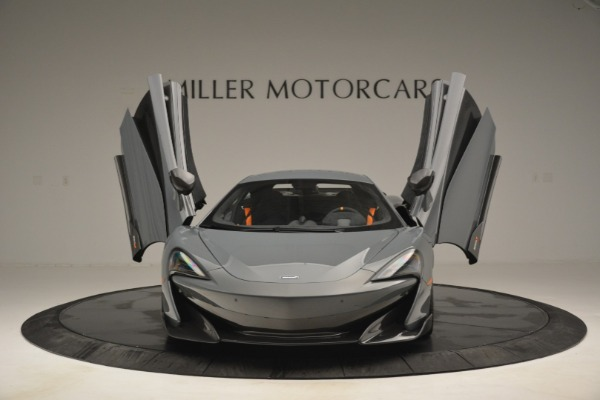 New 2019 McLaren 600LT Coupe for sale Sold at Aston Martin of Greenwich in Greenwich CT 06830 13