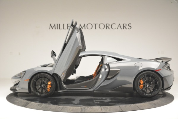 New 2019 McLaren 600LT Coupe for sale Sold at Aston Martin of Greenwich in Greenwich CT 06830 15