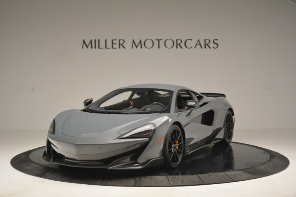 New 2019 McLaren 600LT Coupe for sale Sold at Aston Martin of Greenwich in Greenwich CT 06830 2