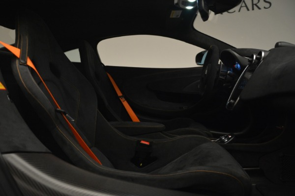 New 2019 McLaren 600LT Coupe for sale Sold at Aston Martin of Greenwich in Greenwich CT 06830 21
