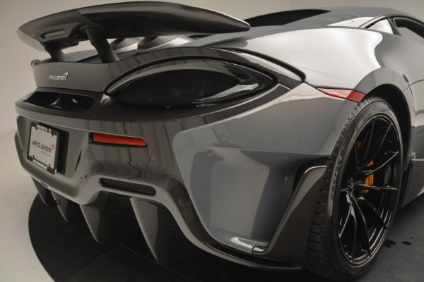 New 2019 McLaren 600LT Coupe for sale Sold at Aston Martin of Greenwich in Greenwich CT 06830 25