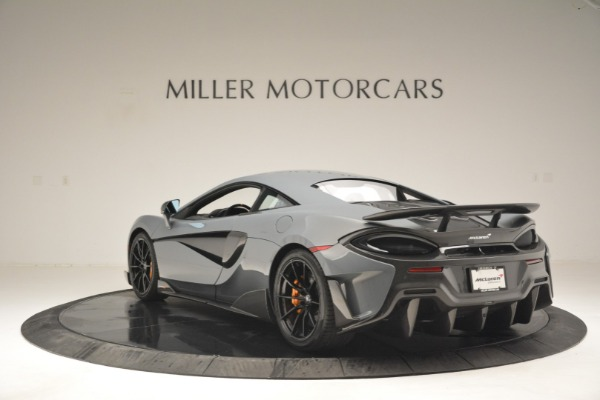 New 2019 McLaren 600LT Coupe for sale Sold at Aston Martin of Greenwich in Greenwich CT 06830 5