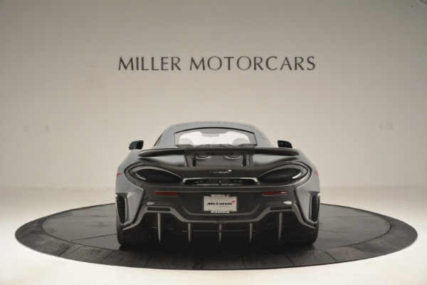 New 2019 McLaren 600LT Coupe for sale Sold at Aston Martin of Greenwich in Greenwich CT 06830 6