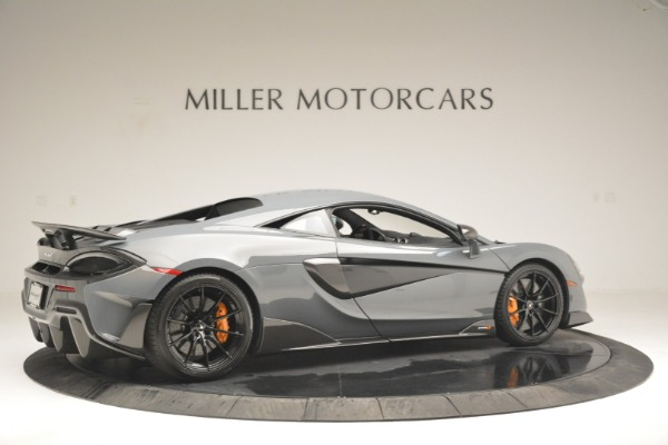 New 2019 McLaren 600LT Coupe for sale Sold at Aston Martin of Greenwich in Greenwich CT 06830 8