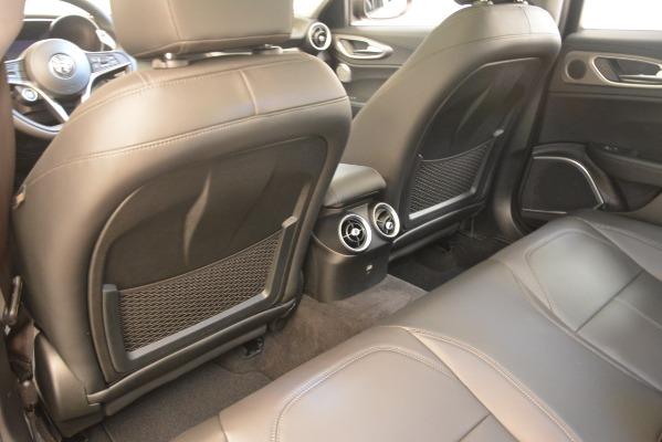 New 2018 Alfa Romeo Giulia Ti Q4 for sale Sold at Aston Martin of Greenwich in Greenwich CT 06830 16