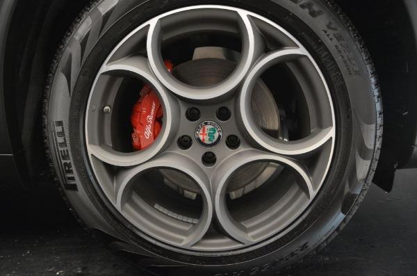 New 2019 Alfa Romeo Stelvio Q4 for sale Sold at Aston Martin of Greenwich in Greenwich CT 06830 25