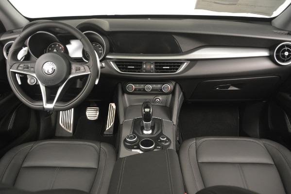 New 2019 Alfa Romeo Stelvio SPORT AWD for sale Sold at Aston Martin of Greenwich in Greenwich CT 06830 16
