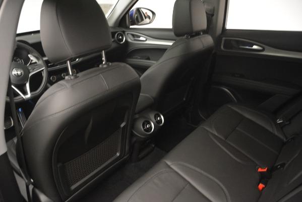 New 2019 Alfa Romeo Stelvio SPORT AWD for sale Sold at Aston Martin of Greenwich in Greenwich CT 06830 18