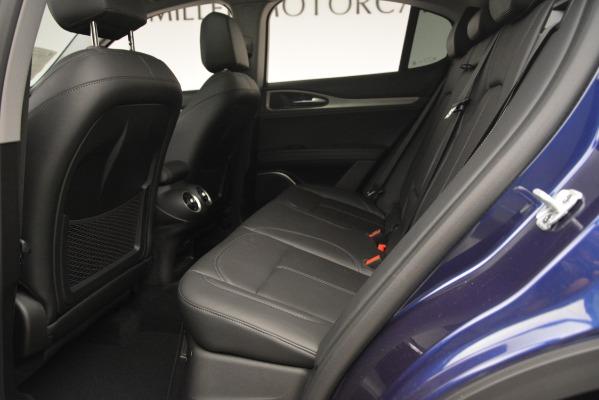New 2019 Alfa Romeo Stelvio SPORT AWD for sale Sold at Aston Martin of Greenwich in Greenwich CT 06830 19