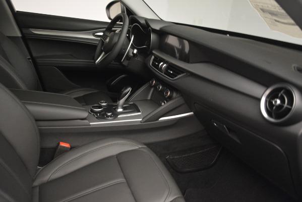 New 2019 Alfa Romeo Stelvio SPORT AWD for sale Sold at Aston Martin of Greenwich in Greenwich CT 06830 22