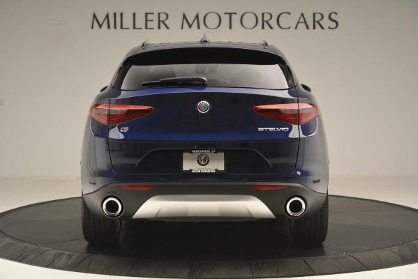New 2019 Alfa Romeo Stelvio SPORT AWD for sale Sold at Aston Martin of Greenwich in Greenwich CT 06830 6