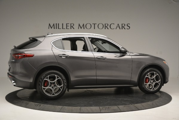 New 2019 Alfa Romeo Stelvio Q4 for sale Sold at Aston Martin of Greenwich in Greenwich CT 06830 11