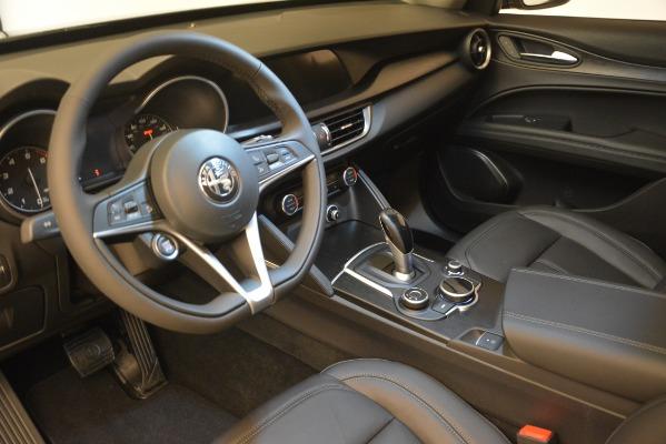 New 2019 Alfa Romeo Stelvio Q4 for sale Sold at Aston Martin of Greenwich in Greenwich CT 06830 17
