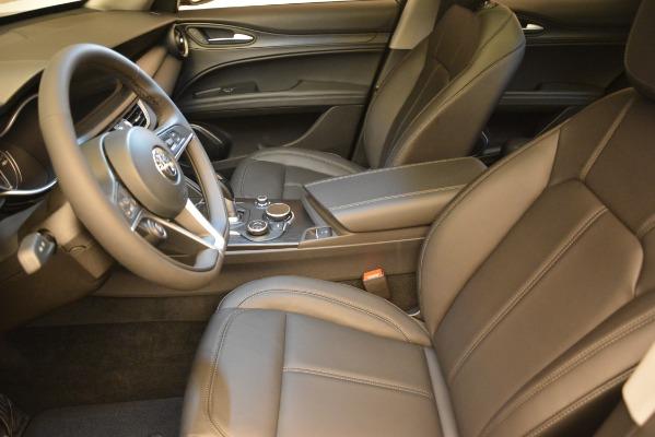 New 2019 Alfa Romeo Stelvio Q4 for sale Sold at Aston Martin of Greenwich in Greenwich CT 06830 18