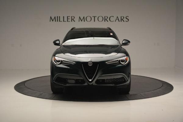 New 2019 Alfa Romeo Stelvio Sport Q4 for sale Sold at Aston Martin of Greenwich in Greenwich CT 06830 13