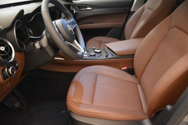 New 2019 Alfa Romeo Stelvio Sport Q4 for sale Sold at Aston Martin of Greenwich in Greenwich CT 06830 15