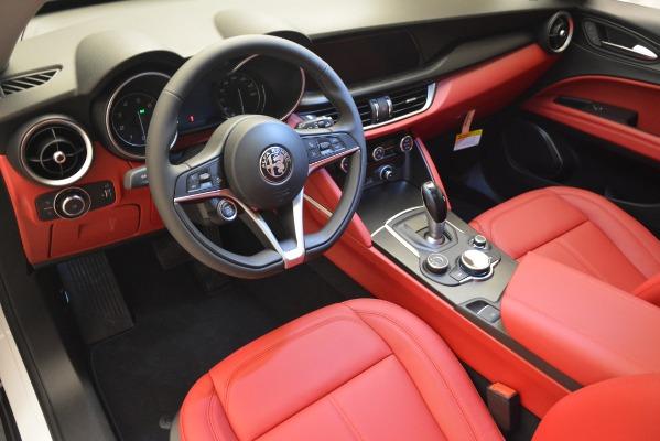 New 2019 Alfa Romeo Stelvio Q4 for sale Sold at Aston Martin of Greenwich in Greenwich CT 06830 14