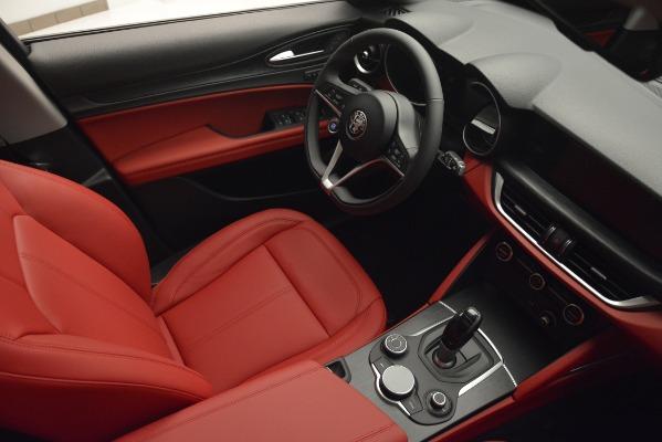 New 2019 Alfa Romeo Stelvio Q4 for sale Sold at Aston Martin of Greenwich in Greenwich CT 06830 15