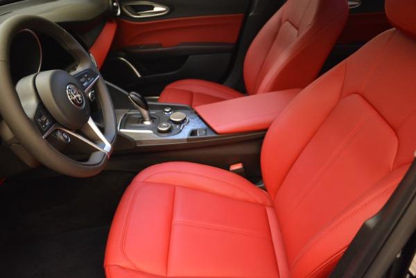 New 2019 Alfa Romeo Giulia Q4 for sale Sold at Aston Martin of Greenwich in Greenwich CT 06830 14
