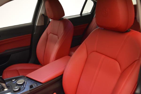 New 2019 Alfa Romeo Giulia Q4 for sale Sold at Aston Martin of Greenwich in Greenwich CT 06830 15