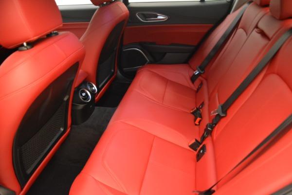 New 2019 Alfa Romeo Giulia Q4 for sale Sold at Aston Martin of Greenwich in Greenwich CT 06830 17