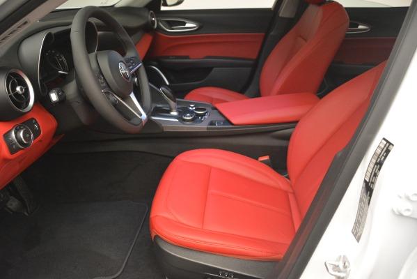 New 2019 Alfa Romeo Giulia Ti Q4 for sale Sold at Aston Martin of Greenwich in Greenwich CT 06830 14
