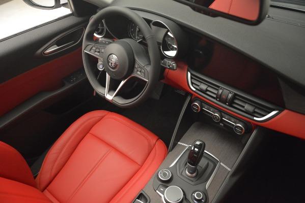 New 2019 Alfa Romeo Giulia Ti Q4 for sale Sold at Aston Martin of Greenwich in Greenwich CT 06830 16