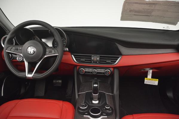 New 2019 Alfa Romeo Giulia Ti Q4 for sale Sold at Aston Martin of Greenwich in Greenwich CT 06830 17