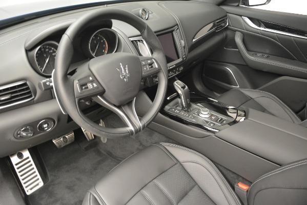 New 2019 Maserati Levante Q4 GranSport for sale $90,370 at Aston Martin of Greenwich in Greenwich CT 06830 20