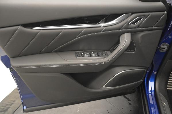 New 2019 Maserati Levante Q4 GranSport for sale $90,370 at Aston Martin of Greenwich in Greenwich CT 06830 21