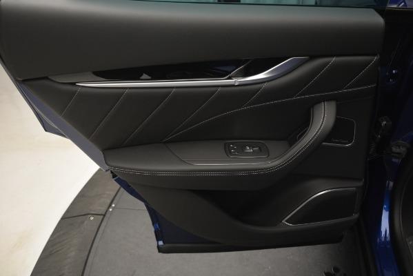 New 2019 Maserati Levante Q4 GranSport for sale $90,370 at Aston Martin of Greenwich in Greenwich CT 06830 24