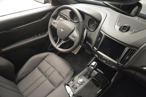New 2019 Maserati Levante Q4 GranSport for sale $90,370 at Aston Martin of Greenwich in Greenwich CT 06830 25