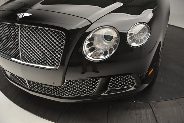 Used 2012 Bentley Continental GT W12 for sale Sold at Aston Martin of Greenwich in Greenwich CT 06830 15