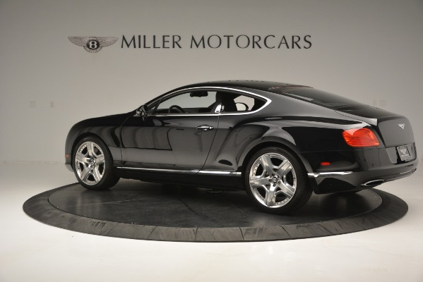 Used 2012 Bentley Continental GT W12 for sale Sold at Aston Martin of Greenwich in Greenwich CT 06830 5