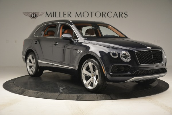 New 2019 Bentley Bentayga V8 for sale Sold at Aston Martin of Greenwich in Greenwich CT 06830 11