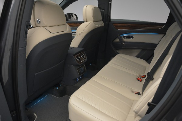 New 2019 Bentley Bentayga V8 for sale Sold at Aston Martin of Greenwich in Greenwich CT 06830 24
